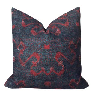 Zak and Fox Cloudband Linen Pillow Cover in Beshir