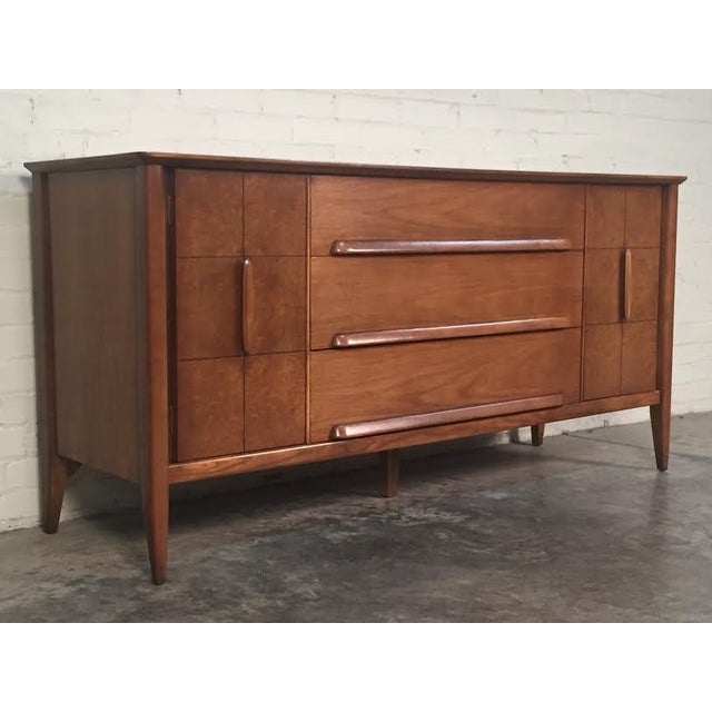 Stanley Mid-Century Modern Credenza - Image 2 of 11