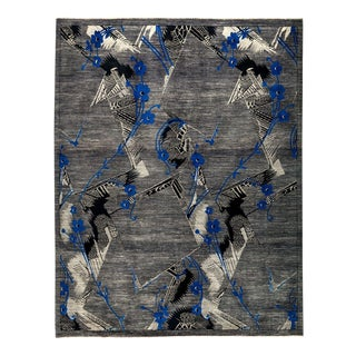 """Eclectic, Hand Knotted Area Rug - 8' 3"""" x 10' 5"""""""