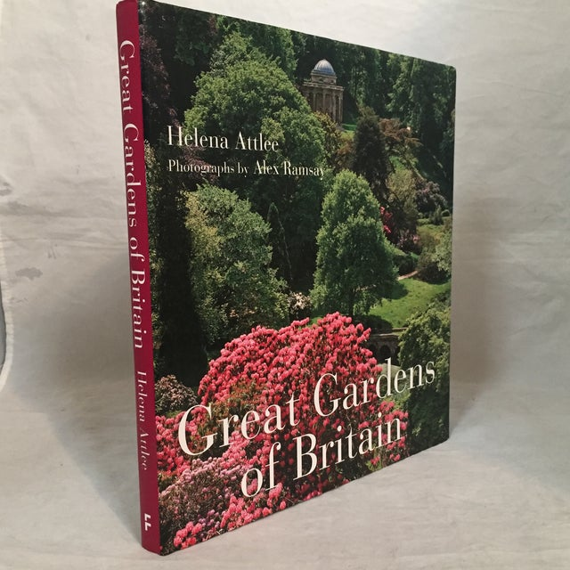 """""""Great Gardens of Britain"""" Book - Image 9 of 9"""