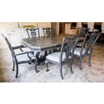 Image of Reproduction Chippendale Dining Set
