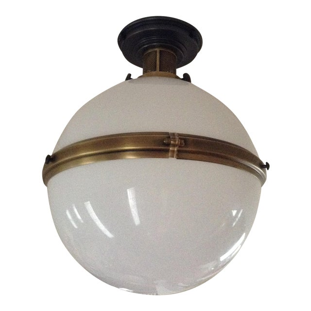 Circa Lighting Modern Globe Pendant :