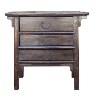 Elm Wood Altar Dresser