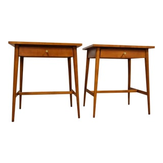 Paul McCobb Planner Group Nightstands - a Pair