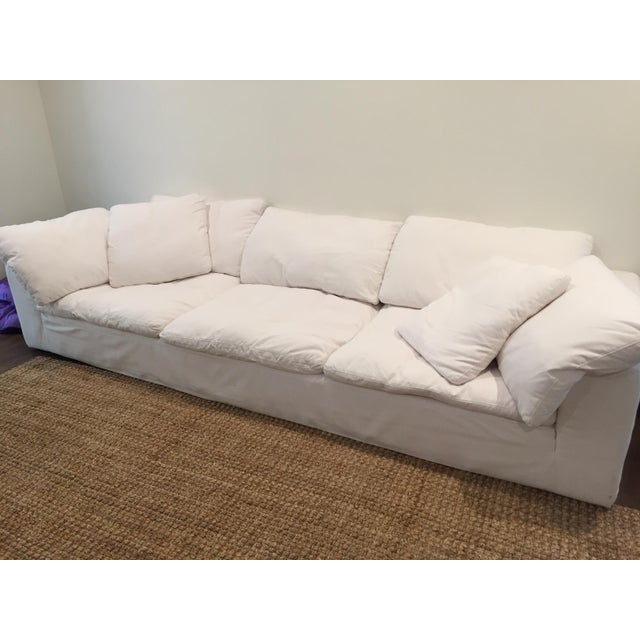 Restoration Hardware Indoor Outdoor Sofa Chairish
