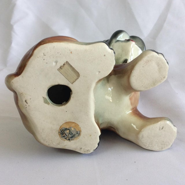 Mid-Century Ceramic Dogs - Set of 3 - Image 4 of 8