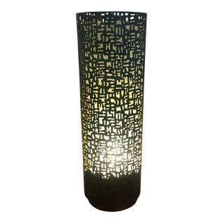 Bronze Oxidize Standing Light