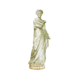 19th Century French Cast Iron Figure