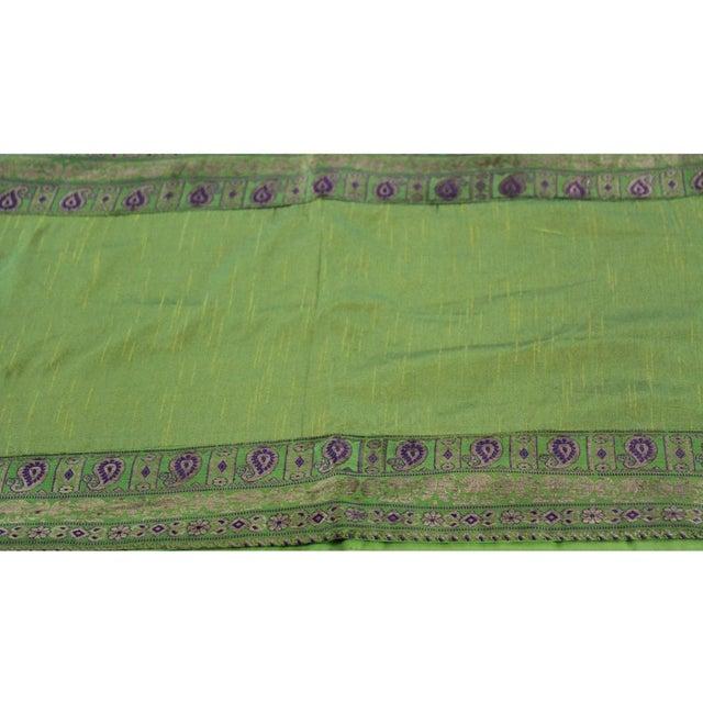Jade Heritage Silk Runner - Image 3 of 4