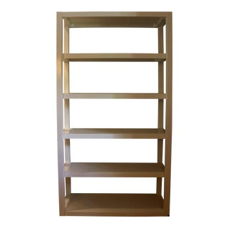 "West Elm ""Parsons Tower"" Bookshelf"