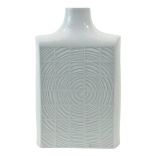 Fuertenberg Decorative White Porcelain Vase
