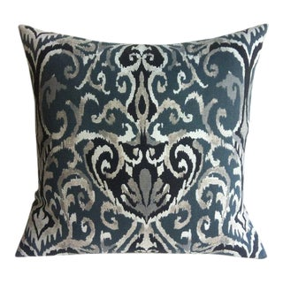 French Quarter Damask Decorative Pillow Cover