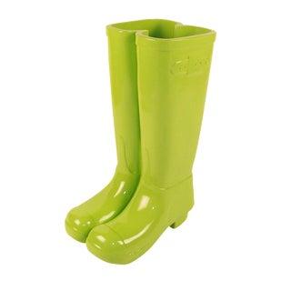 Citron Green Les Bottes Umbrella Stand