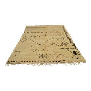 Moroccan Beni Orin Wool Rug- 10′5″ × 13′6″