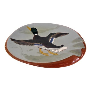 Stangl Mallard Duck Ashtray