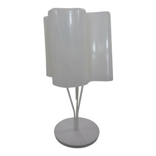 Gray Logico Table Lamp