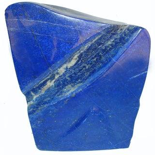 Large Solid Lapis Lazuli Sculpture
