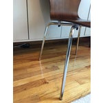 Image of West Elm Scoop Back Chairs - A Pair
