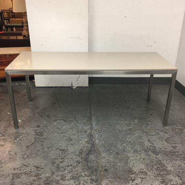 Room Board Quartz Top Portica Dining Table Chairish