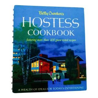'Betty Crocker's Hostess Cookbook' Hardcover
