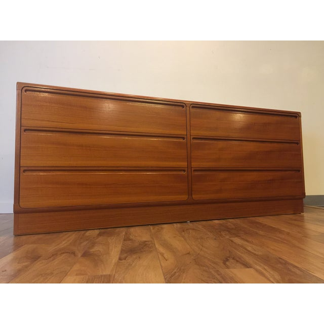 Torring Danish Modern Teak Dresser - Image 5 of 11