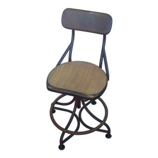 Antique 1920s Office Chair