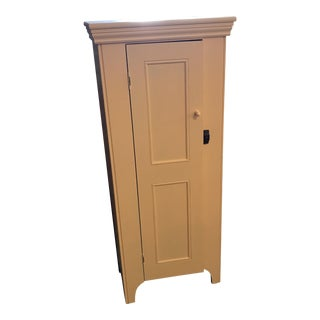 Country Yellow Pine Cupboard