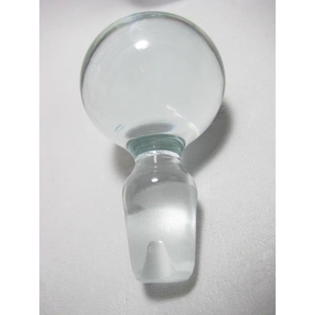 Mid-Century Kluk Kluk Cluck Cluck Liquor Decanter - Image 9 of 10