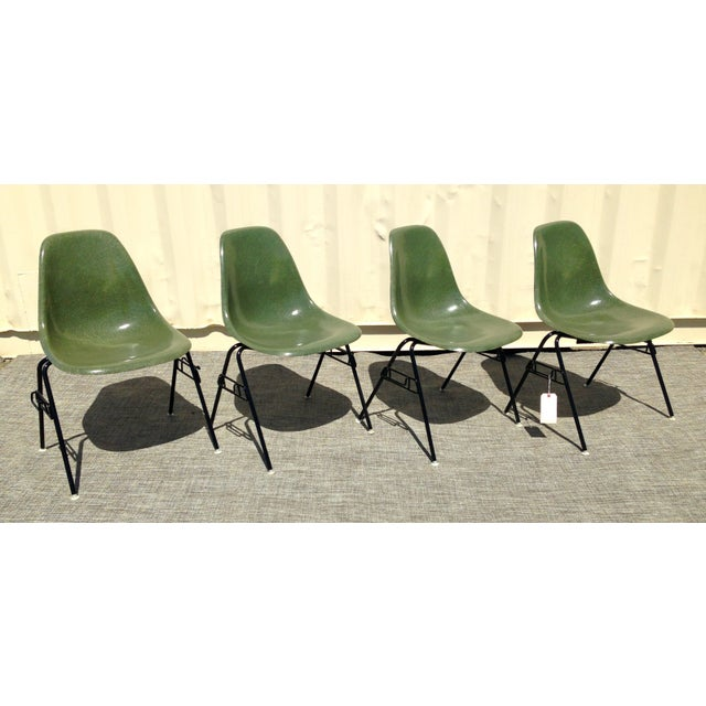 Eames Herman Miller Dss Chairs - Set of 2 - Image 2 of 5