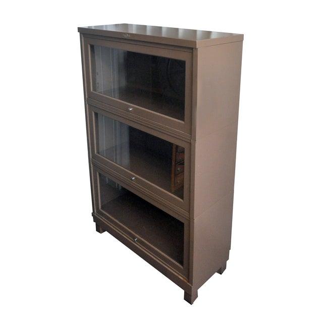 Image of Vintage Barrister Display Cabinet