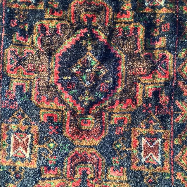 "Baluchi Persian Rug - 2'4"" X 4' - Image 6 of 8"