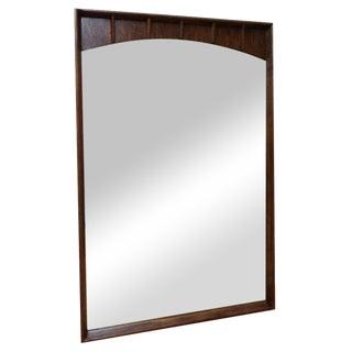 Kent Coffey Mid-Century Walnut Mirror