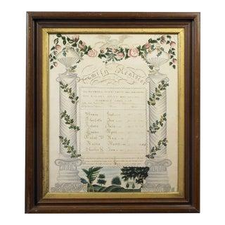Ames Family Record