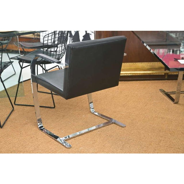 Brno Chair by Ludwig Mies van der Rohe for Knoll - Image 5 of 6