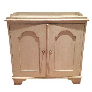 1800 Antique Swedish Cabinet
