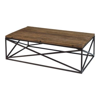 Sarreid Ltd Dockworker Board Coffee Table
