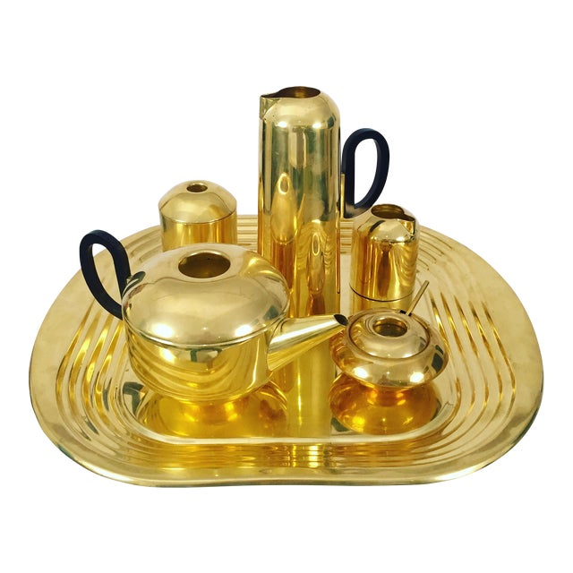 Tom Dixon Form Tea Set - 6 Pieces - Image 1 of 11