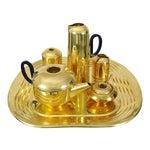 Image of Tom Dixon Form Tea Set - 6 Pieces
