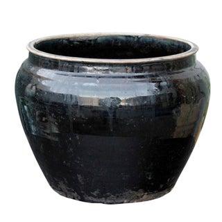 Antique Ceramic Martaban Vase