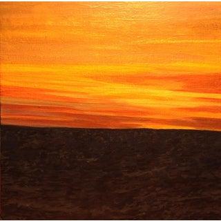 'Serene Detachment' Original Painting