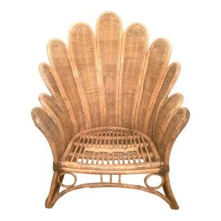 Vintage Rattan/Wicker Chair