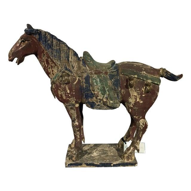 Antique Horse Statue - Image 1 of 5