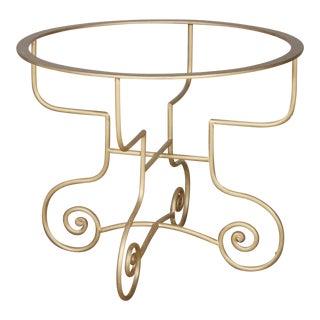 Metal Dining Table Base