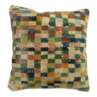 20th C. Turkish Deco Pillow