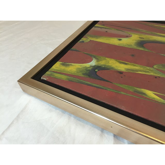 Jeffrey Bishop Original Oil on Canvas - Image 7 of 10