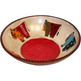 African Tribal Bowl