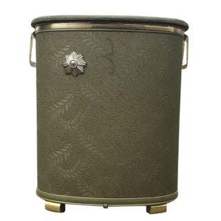 Hollywood Regency Pearl Wick Hamper