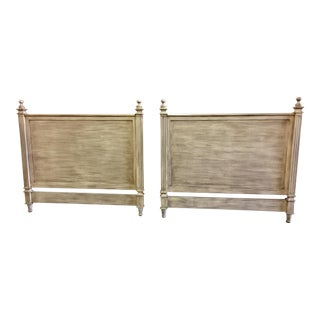 Wooden Queen Headboards - A Pair