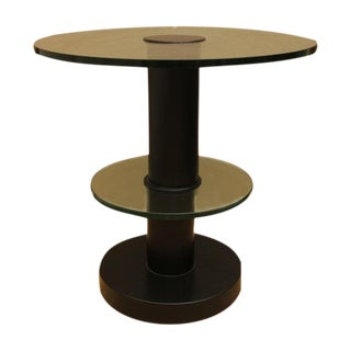 Fontana Arte Gio Ponti Design Round Side/End Table