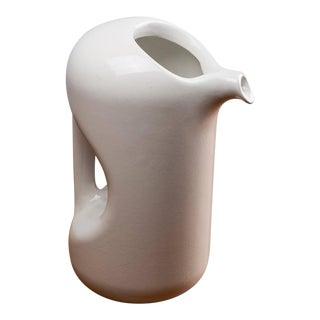 Large Ceramic Carafe by Enzo Bioli for Il Picchio